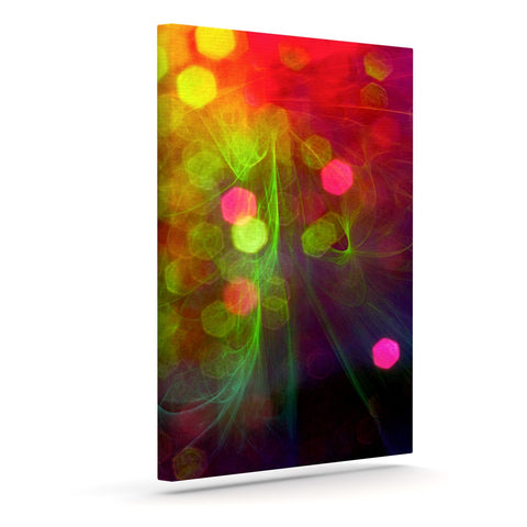 "Alison Coxon ""Dance"" Outdoor Canvas Wall Art - KESS InHouse  - 1"