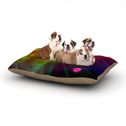"Alison Coxon ""Dance"" Dog Bed - KESS InHouse  - 1"