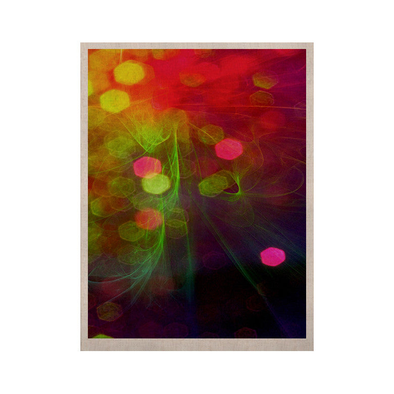 "Alison Coxon ""Dance"" KESS Naturals Canvas (Frame not Included) - KESS InHouse  - 1"