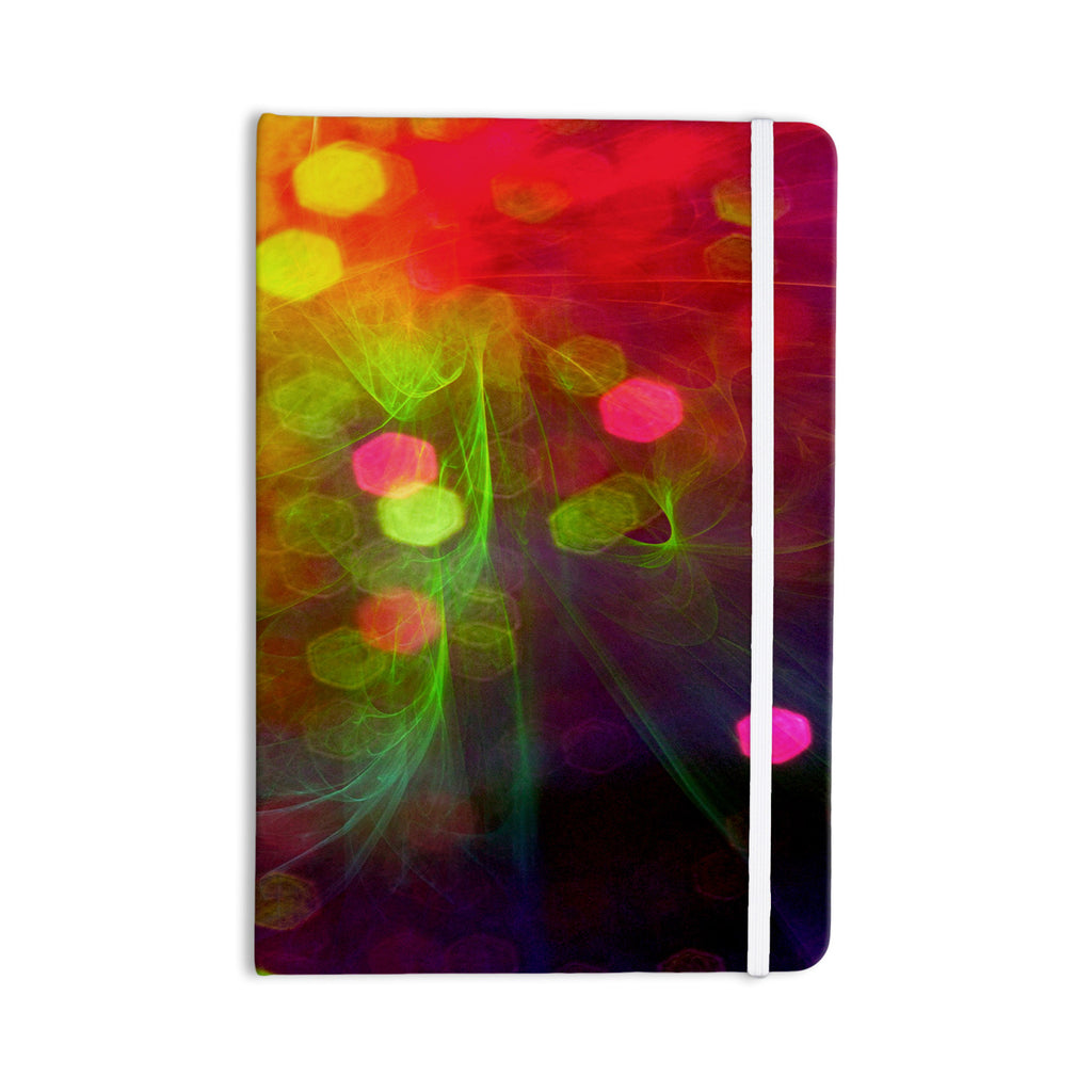 "Alison Coxon ""Dance"" Everything Notebook - KESS InHouse  - 1"