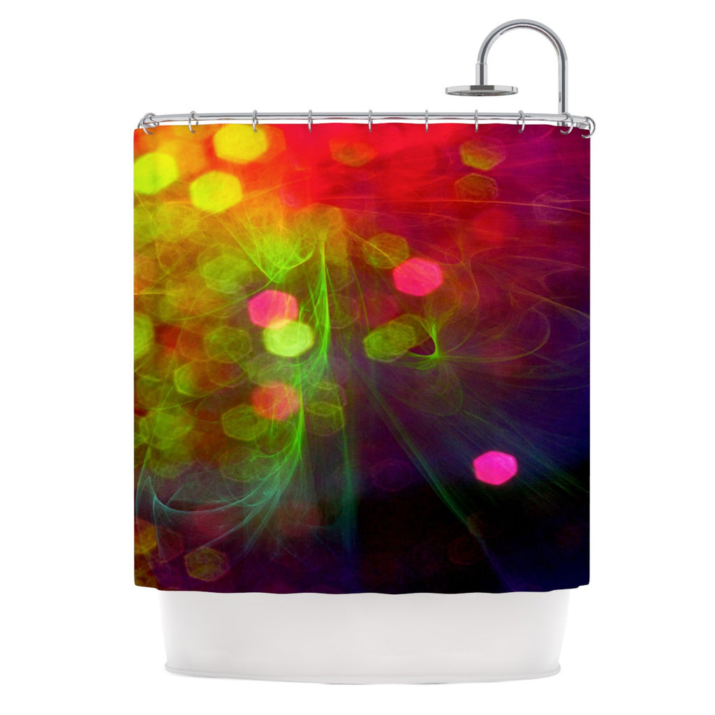 "Alison Coxon ""Dance"" Shower Curtain - KESS InHouse"