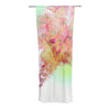 "Alison Coxon ""Lily"" Decorative Sheer Curtains - KESS InHouse"
