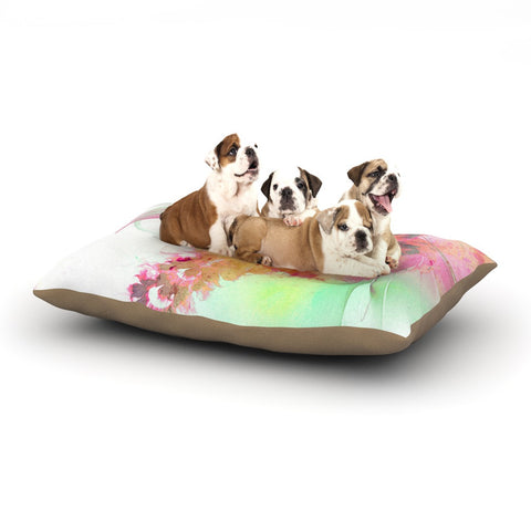 "Alison Coxon ""Lily"" Dog Bed - KESS InHouse  - 1"