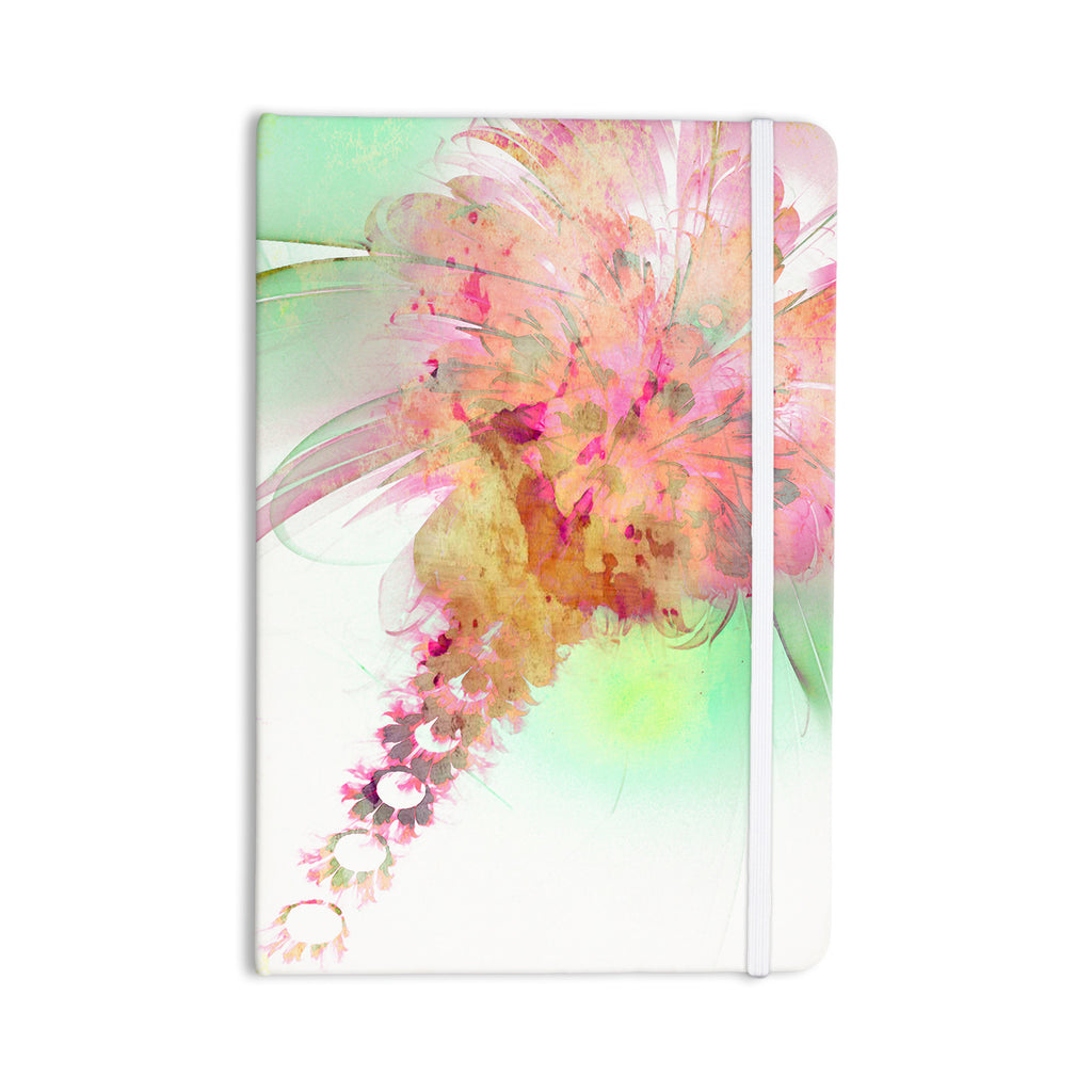 "Alison Coxon ""Lily"" Everything Notebook - KESS InHouse  - 1"