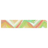 "Alison Coxon ""Summer Party Chevron"" Table Runner - KESS InHouse  - 1"