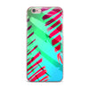 "Alison Coxon ""Cool Tropical"" Blue Green iPhone Case - KESS InHouse"