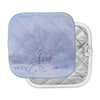 "Alison Coxon ""Winter Tree"" Lilac Pot Holder"