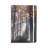 "Alison Coxon ""Autumn Sunbeams"" Trees Photography Everything Notebook - KESS InHouse  - 1"