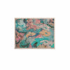"Alison Coxon ""Giverny Blue"" Teal Abstract KESS Naturals Canvas (Frame not Included) - KESS InHouse  - 1"