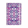 "Angelo Cerantola ""Purple Tribe"" Purple Blue Digital Everything Notebook - KESS InHouse  - 1"