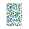"Alisa Drukman ""Campanula"" Floral Blue Everything Notebook - KESS InHouse  - 1"