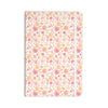 "Alisa Drukman ""Summer Line"" Yellow Illustration Everything Notebook - KESS InHouse  - 1"