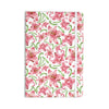 "Alisa Drukman ""Lily Flowers"" Pink Nature Everything Notebook - KESS InHouse  - 1"