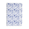 "Alisa Drukman ""Blue Seashells"" Coastal Abstract Everything Notebook - KESS InHouse"