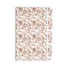 "Alisa Drukman ""Seashells"" Brown Nature Everything Notebook - KESS InHouse"