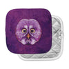 "Ancello ""Hoot!"" Owl Purple Pot Holder"