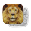 "Ancello ""Lion King"" Yellow Brown Pot Holder"