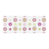"afe images ""Purple Floral Pattern"" Pink Multicolor Digital Bed Runner - KESS InHouse  - 1"