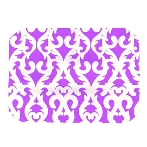 "Aimee St Hill ""Modern Baroque Pink"" Pink Pattern Place Mat - Outlet Item"