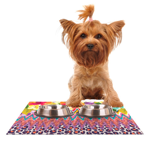 "Aimee St. Hill ""Grow""  Dog Place Mat - Outlet Item"