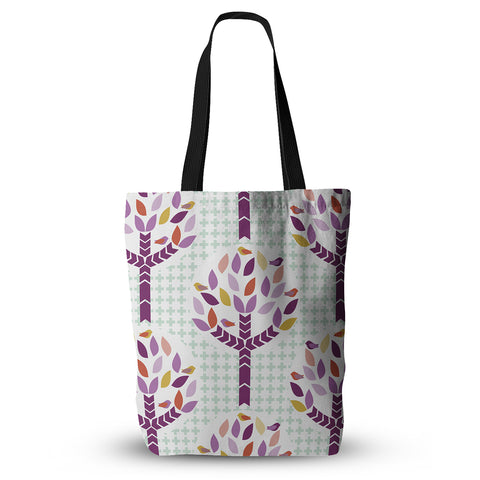 "Pellerina Design ""Orchid Spring Tree"" Tote Bag - Outlet Item"