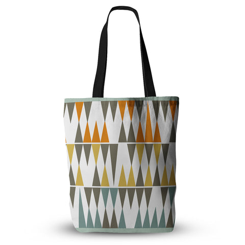 "Pellerina Design ""Diamond Kilim"" Tote Bag - Outlet Item"