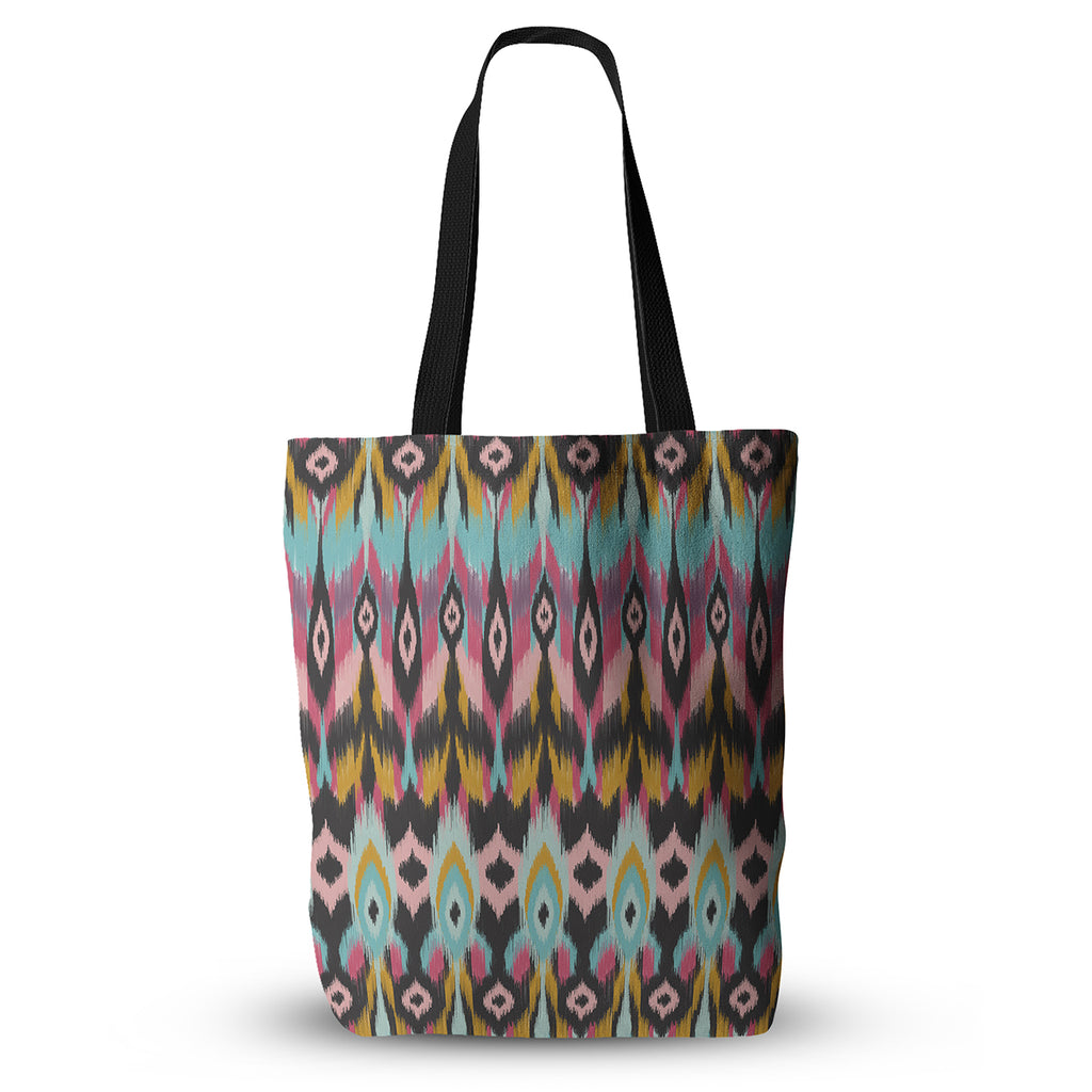 "Amanda Lane ""Bohotribal"" Everything Tote Bag - KESS InHouse  - 1"