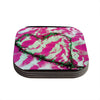 "Anne LaBrie ""Pink Tiger Love"" Pink Green Coasters (Set of 4)"