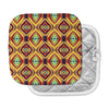 "Anne LaBrie ""Diamond Light"" Yellow Red Pot Holder"