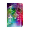 "alyZen Moonshadow ""ESCAPE"" Purple Multicolor Everything Notebook - KESS InHouse"