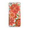 "Art Love Passion ""Flower Power"" Red Floral iPhone Case - KESS InHouse"
