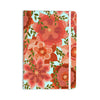 "Art Love Passion ""Flower Power"" Red Floral Everything Notebook - KESS InHouse  - 1"