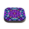 "Art Love Passion ""Kaleidoscope Dream"" Pink Purple Coasters (Set of 4)"