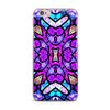 "Art Love Passion ""Kaleidoscope Dream"" Pink Purple iPhone Case - KESS InHouse"