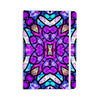 "Art Love Passion ""Kaleidoscope Dream"" Pink Purple Everything Notebook - KESS InHouse  - 1"
