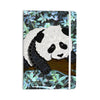 "Art Love Passion ""Panda"" Black White Everything Notebook - KESS InHouse  - 1"