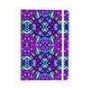 "Art Love Passion ""Kaleidoscope Dream Continued"" Purple Pink Everything Notebook - KESS InHouse  - 1"