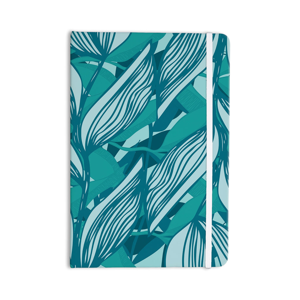 "Anchobee ""Algae"" Everything Notebook - KESS InHouse  - 1"