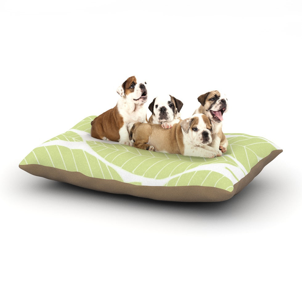 "Anchobee ""Hojitas"" Dog Bed - KESS InHouse  - 1"