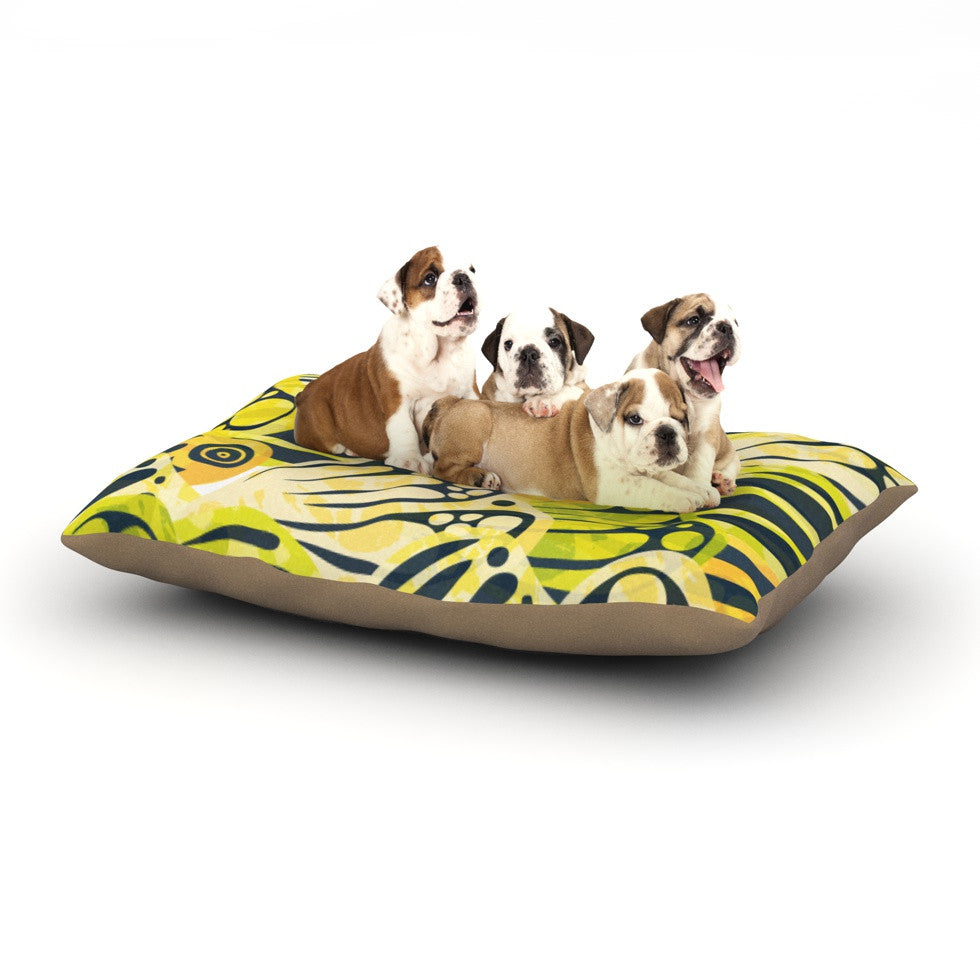 "Anchobee ""Papalote"" Dog Bed - KESS InHouse  - 1"