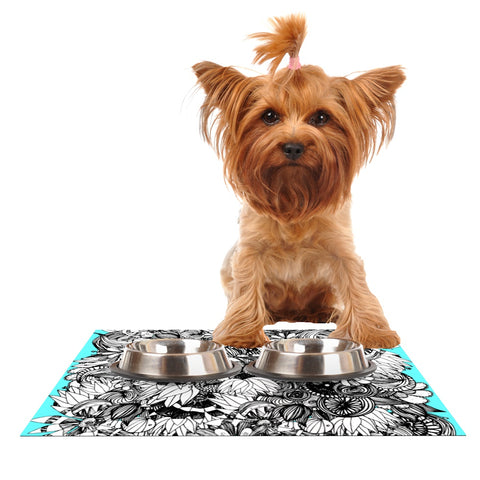 "Anchobee ""Blumen""  Dog Place Mat - Outlet Item"
