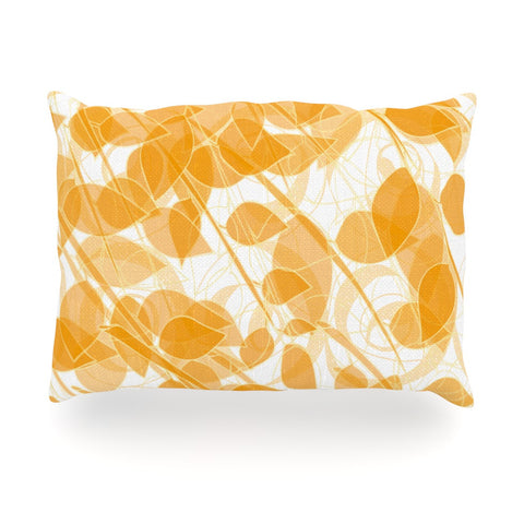 "Anchobee ""Summer"" Oblong Pillow - KESS InHouse"