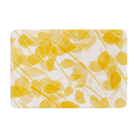 "Anchobee ""Summer"" Memory Foam Bath Mat - KESS InHouse"