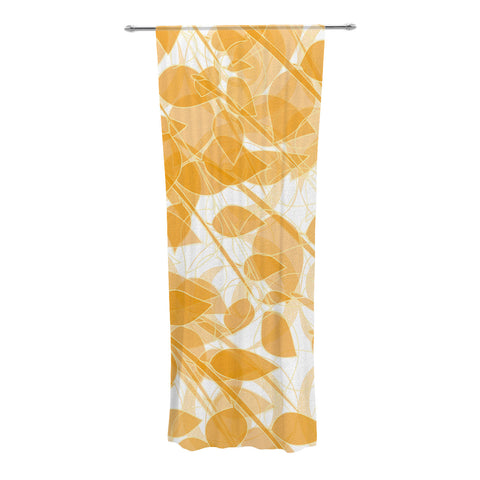 "Anchobee ""Summer"" Decorative Sheer Curtain - KESS InHouse"