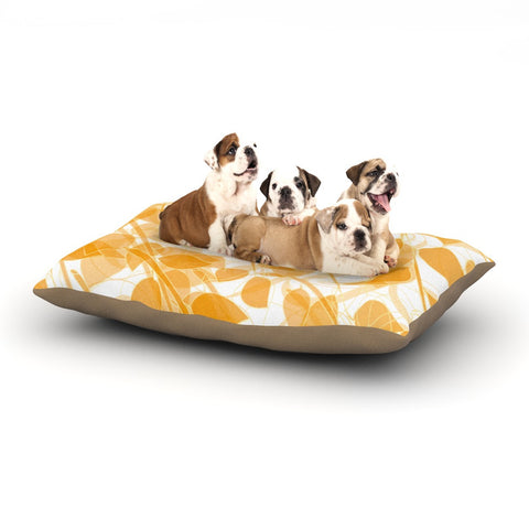 "Anchobee ""Summer"" Dog Bed - KESS InHouse  - 1"