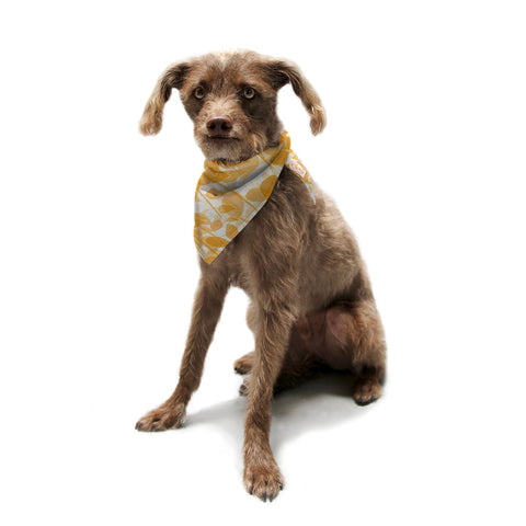 "Anchobee ""Summer"" Pet Bandana - KESS InHouse  - 1"
