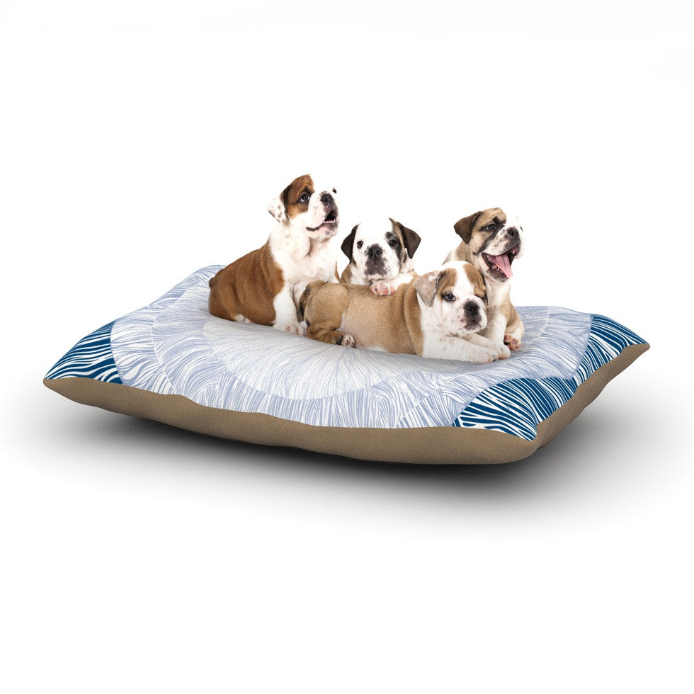 "Anchobee ""Pulp"" Dog Bed - KESS InHouse  - 1"