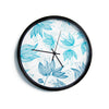 "Anchobee ""Biru Dream""  Modern Wall Clock"