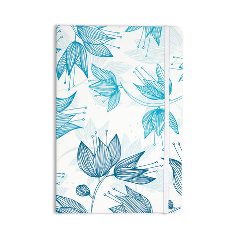 "Anchobee ""Biru Dream"" Everything Notebook - KESS InHouse  - 1"