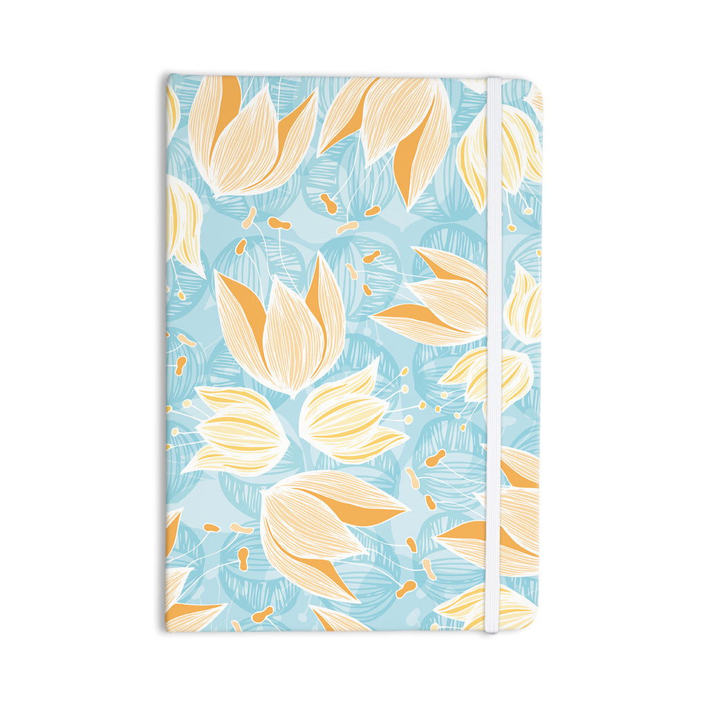 "Anchobee ""Giallo"" Everything Notebook - KESS InHouse  - 1"